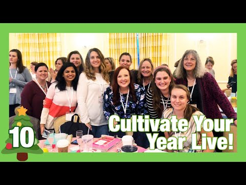 LIVE! Cultivate Your Year Live Recap and Q&A
