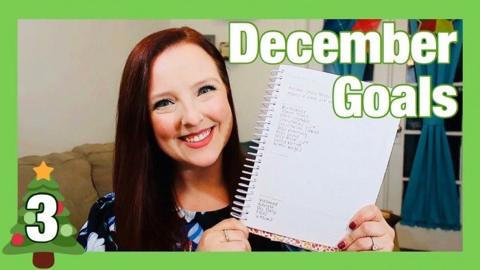 December Goals Check In | Power Sheets | Vlogmas 2019