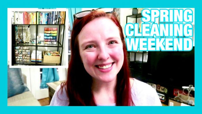 WEEKLY VLOG | APARTMENT DEEP CLEANING | ERIN CONDREN PREVIEW WEEK