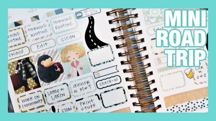 PLAN WITH ME | PLANNER PENNY KIT