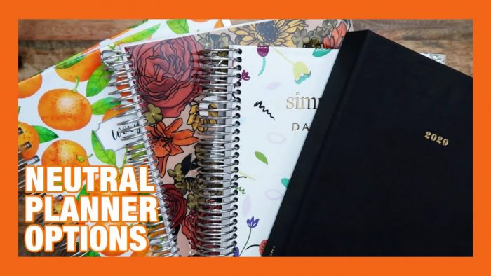 BLACK OWNED PLANNERS REVIEW | FOUR GORGEOUS PLANNERS!