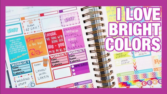 PLAN WITH ME | MAKSE LIFE VERTICAL PLANNER