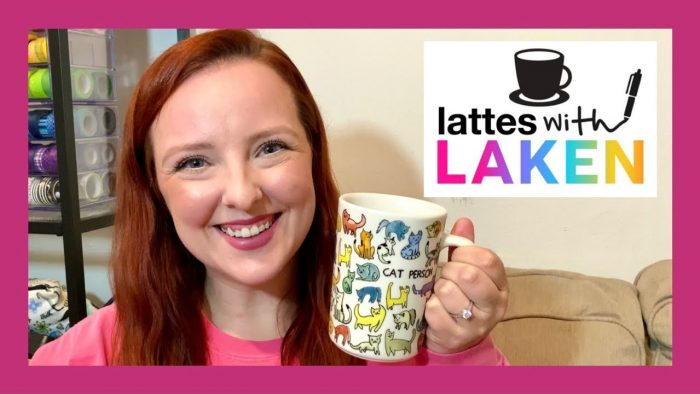 LIVE Q&A | LATTES WITH LAKEN
