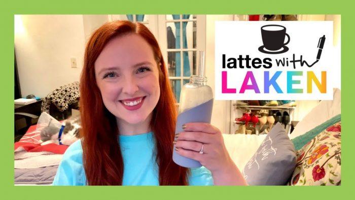LIVE Q&A | LATTES WITH LAKEN